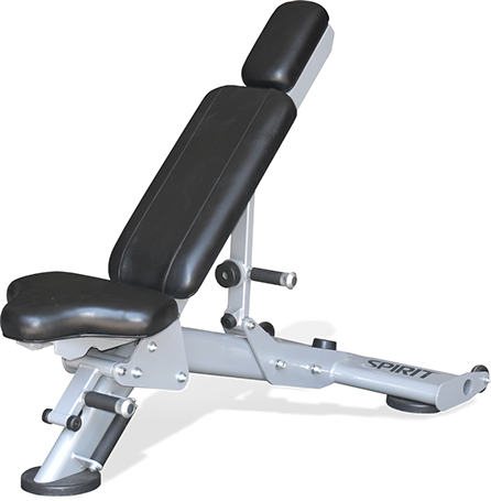 Commercial Spirit Fitness  ST900AB ADJUSTABLE BENCH