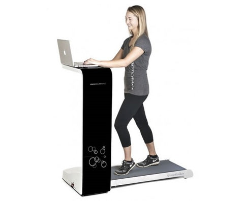 BodyCraft SpaceWalker Desk Treadmill