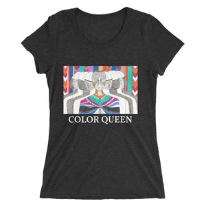 COLORQUEEN Multitudes short sleeve t-shirt