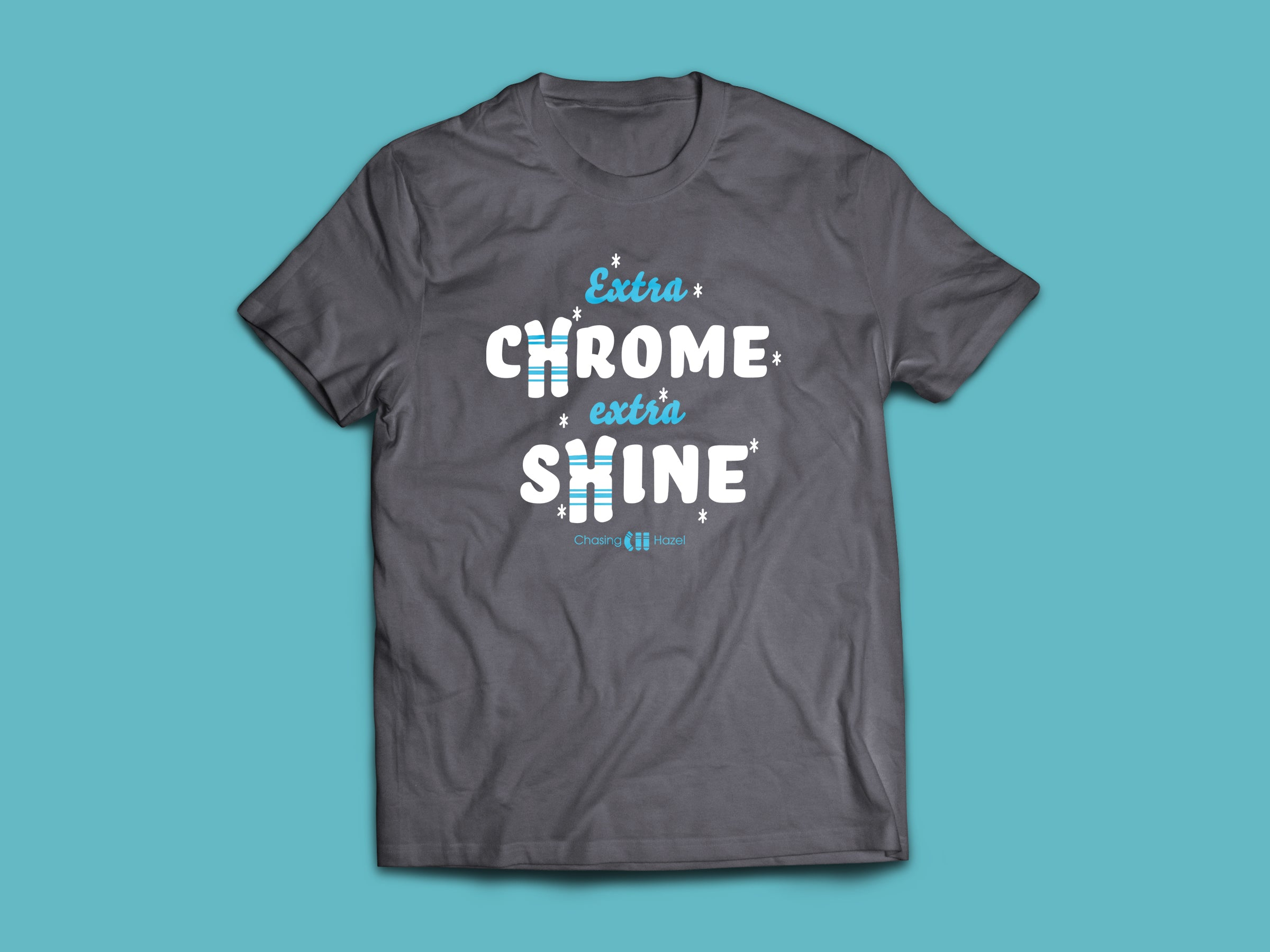 Extra Chrome Tee - Youth