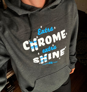 Extra Chrome Hoodie - Youth