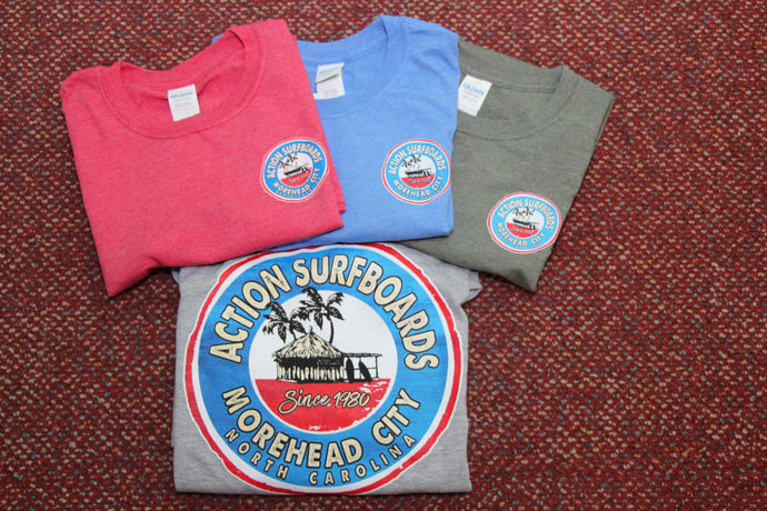 Action Surfboards T-Shirt