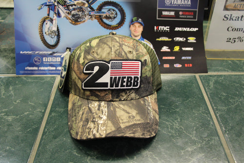 Cooper Webb Name Hat