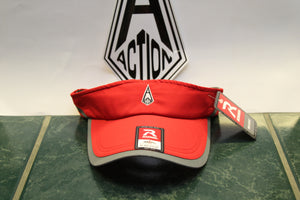Red Performance Action Visor