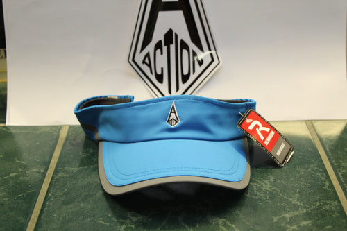 Blue Performance Action Visor