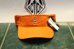 Orange Action Diamond Visor