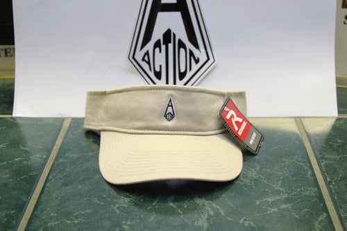Khaki Action Diamond Visor
