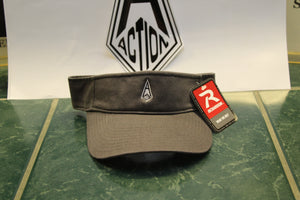 Gray Action Diamond Visor