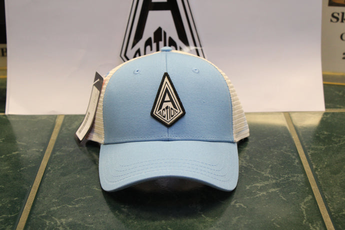 Carolina Blue Action Diamond Hat