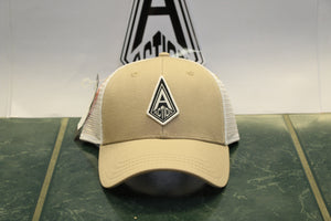 Khaki Action Diamond Hat