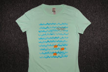 Action Goldfish Ladies Shirt