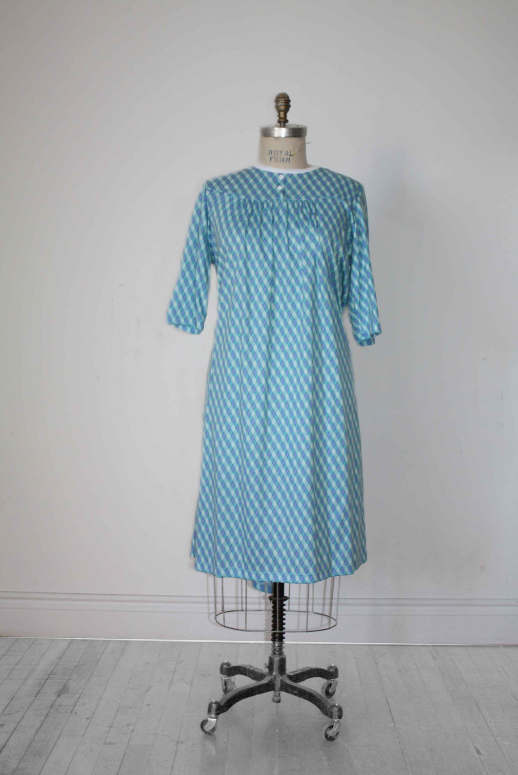 Knit Adaptive Nightgown