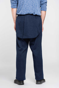Open Back Adaptive Pants