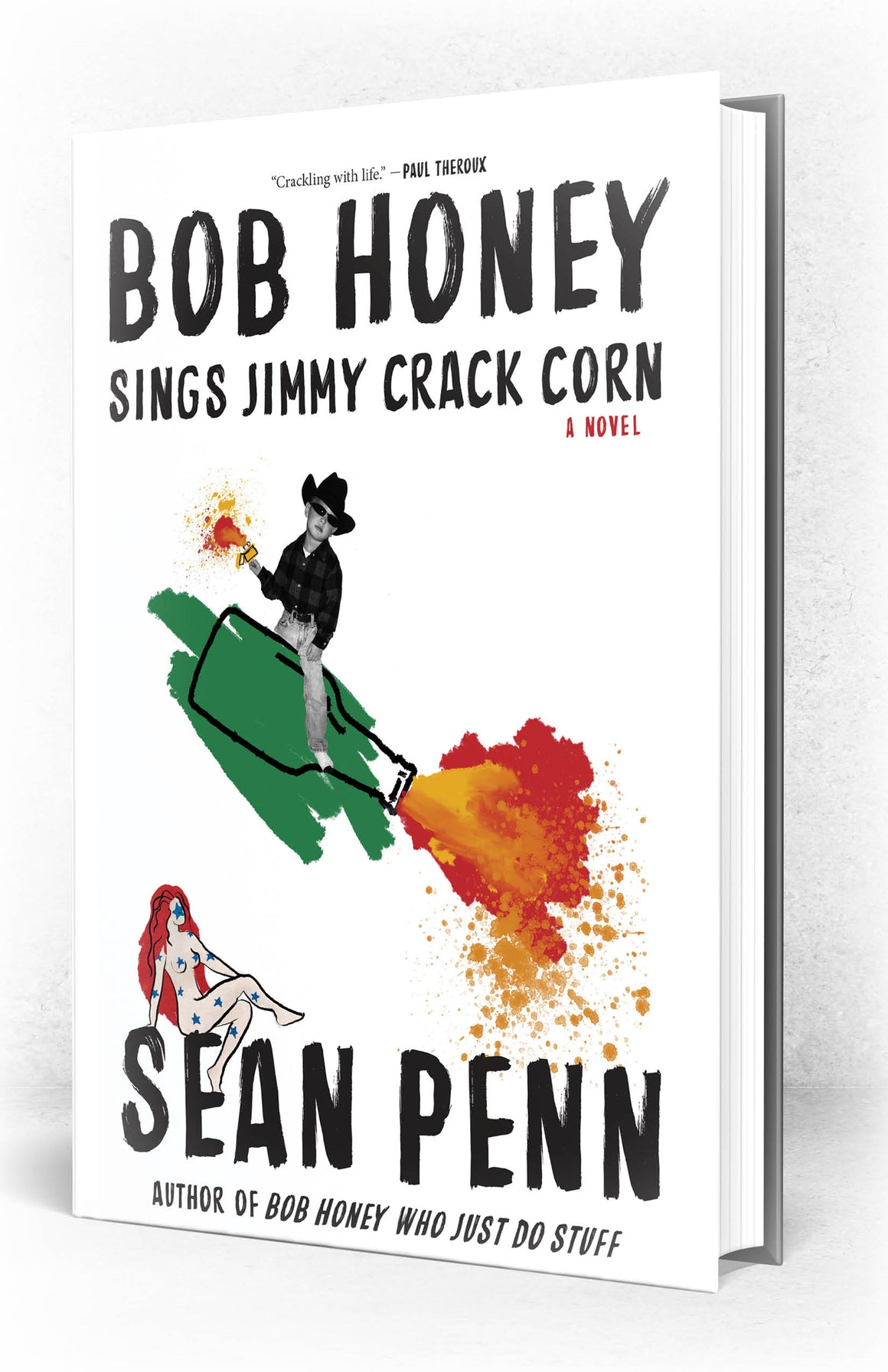 Bob Honey Sings Jimmy Crack Corn [Signed Preorder]
