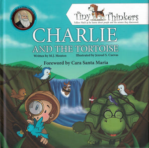 Charlie and the Tortoise: An Adventure of a Young Charles Darwin