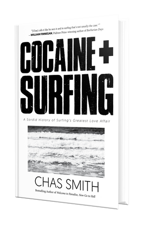 Cocaine + Surfing [Signed]