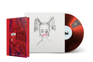Bella Thorne's The Life of a Wannabe Mogul Ltd Ed Vinyl Audiobook + Hardcover [Signed]