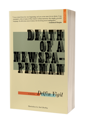 Death of a Newspaperman