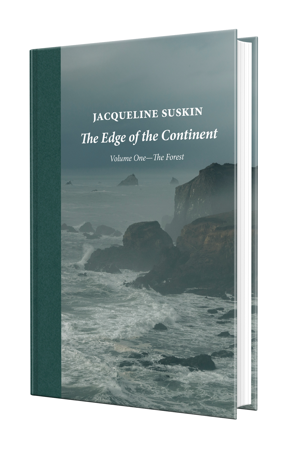 The Edge of the Continent [Signed]