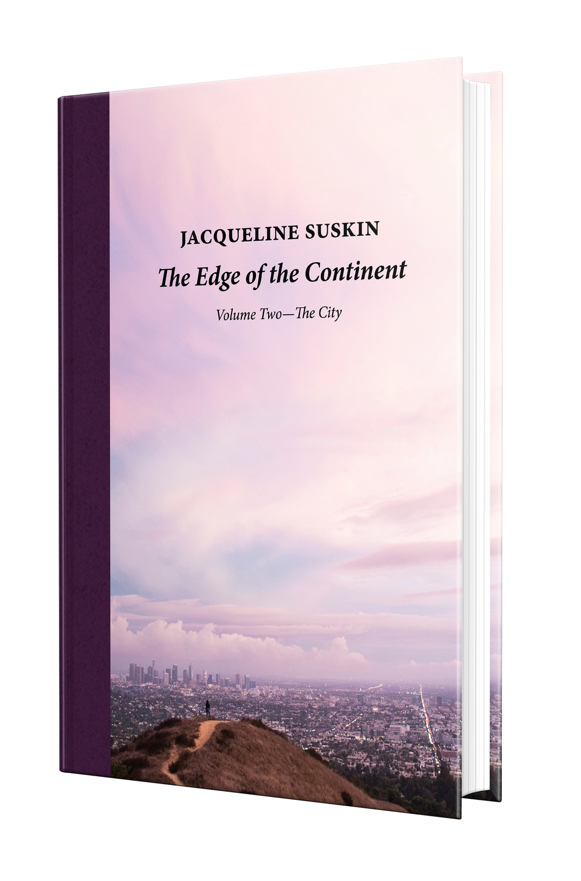 The Edge of the Continent Volume Two: The City [SIGNED]