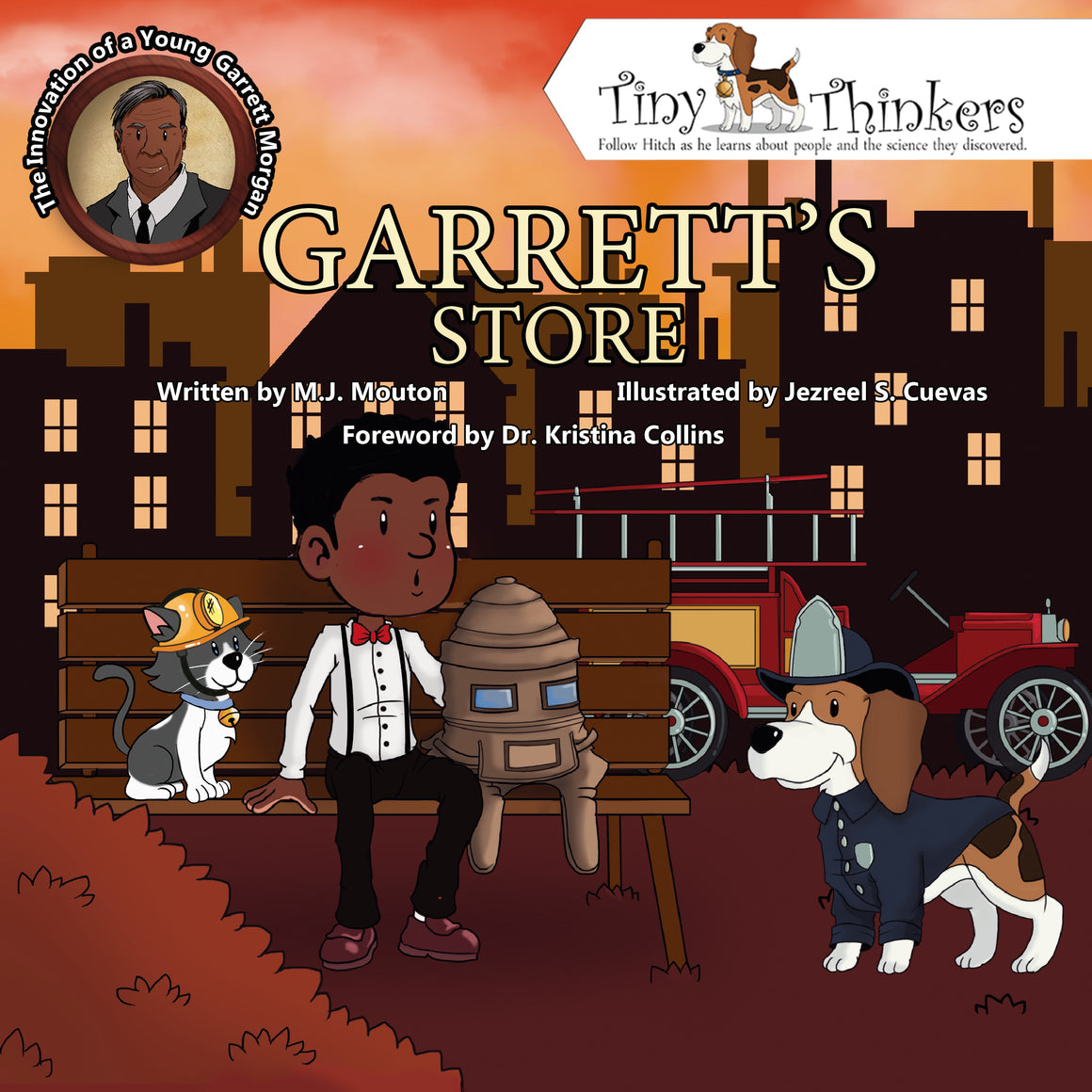 Garrett's Store: The Ingenuity of a Young Garrett Morgan (Tiny Thinkers Series)