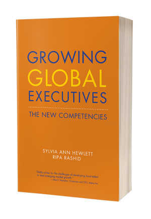 Growing Global Executives: The New Competencies