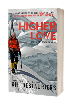 Higher Love: Skiing the Seven Summits