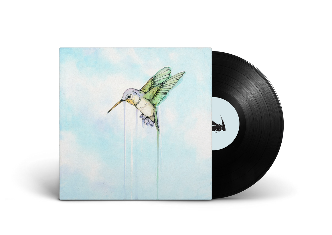 Hummingbird Vinyl Audiobook [signed]