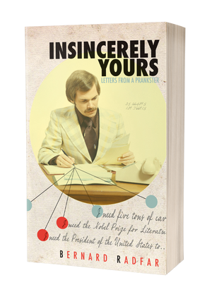 Insincerely Yours: Letters from a Prankster