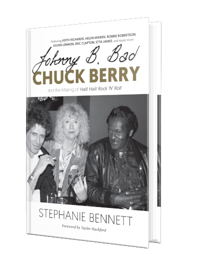 Johnny B. Bad: The Making of the Movie Chuck Berry Hail! Hail! Rock 'n' Roll: Everybody Knows the Music but Few Knew the Man