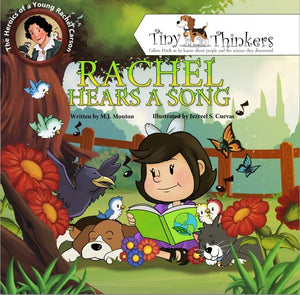 Rachel Hears a Song: The Heroics of a Young Rachel Carson (Tiny Thinkers Series)