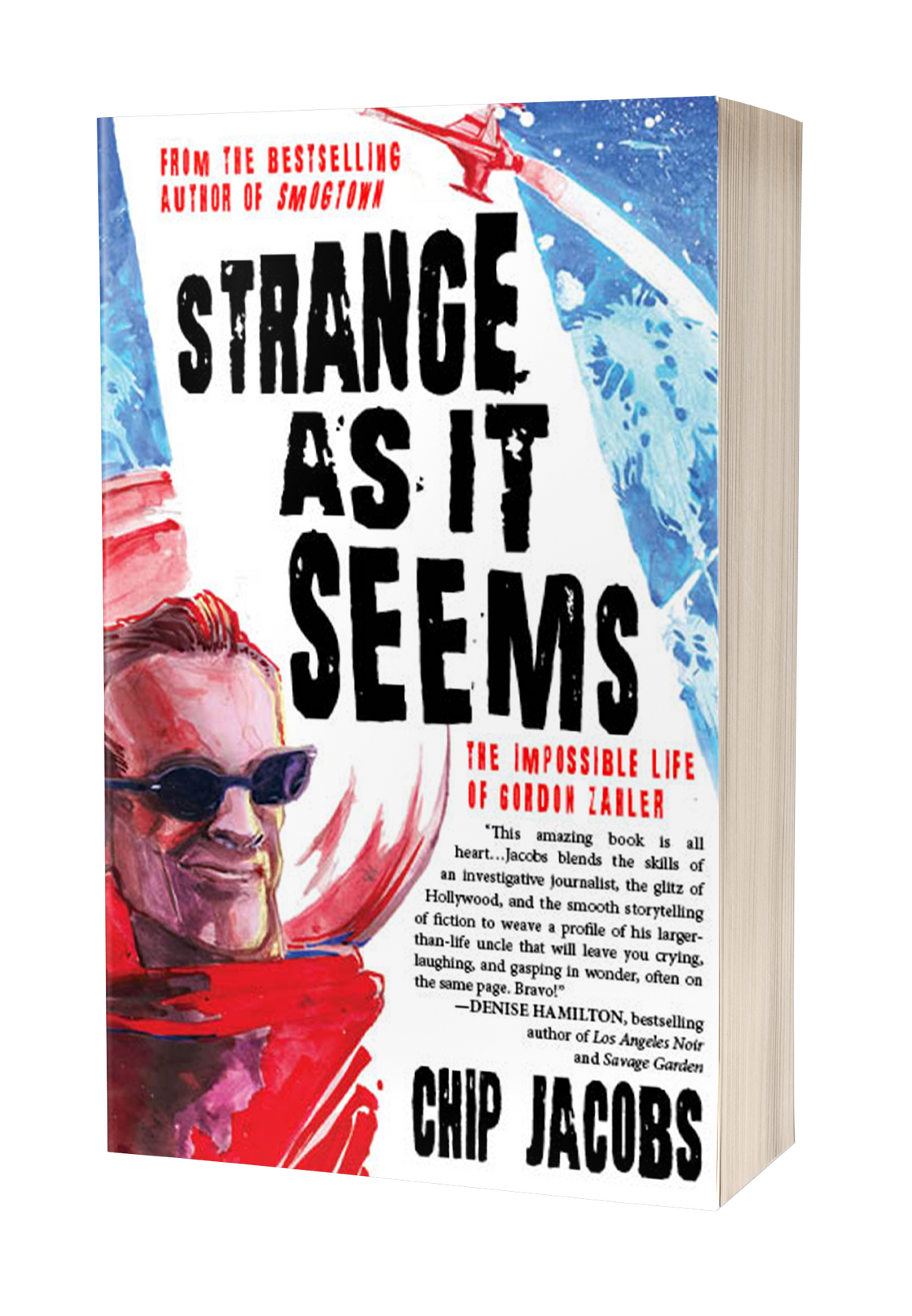Strange As It Seems: The Impossible Life of Gordon Zahler [Signed]
