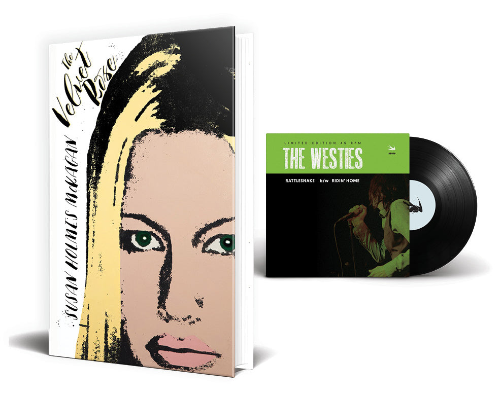 "The Velvet Rose VINYL BUNDLE featuring The Westies 7"" Record"
