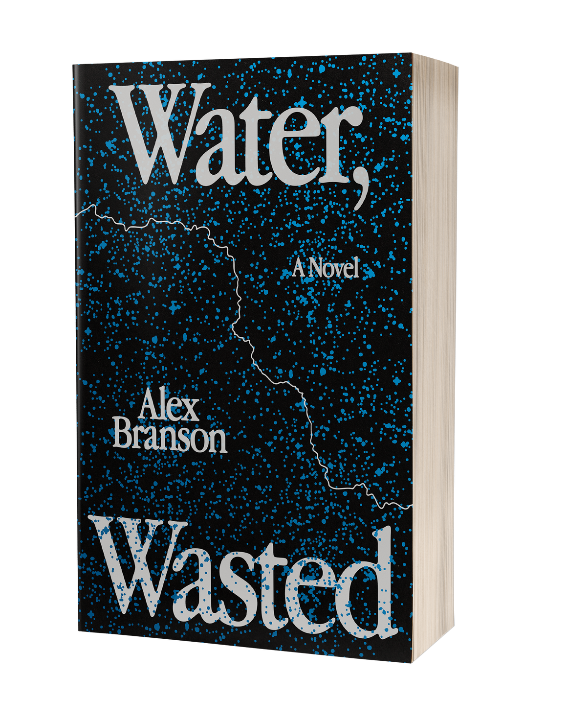 Water, Wasted [Signed]