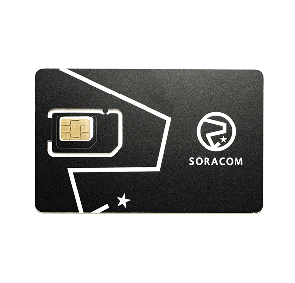 Pocketalk Global SIM Card by Soracom