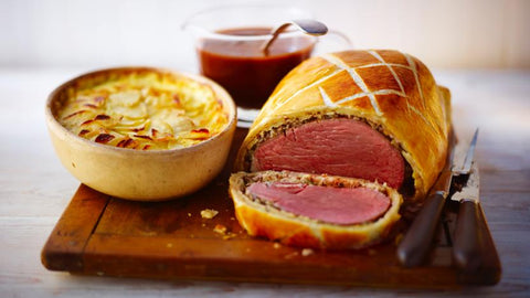 British Beef Wellington