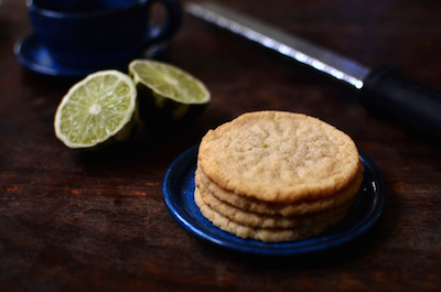 Guyanese Lime cookies