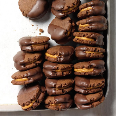 Jamacian Chocolate Cookies