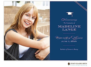 Graduation Announcements & Invitations-Invitations-The Write Choice