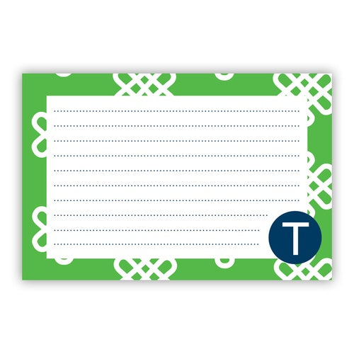 Personalized Recipe Cards-Recipe Card-The Write Choice