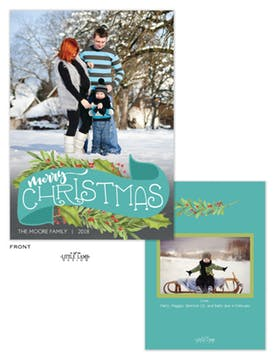 Christmas & Holiday Cards-Christmas Card-The Write Choice