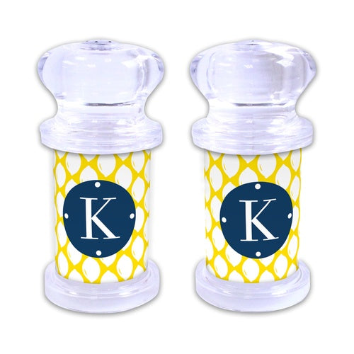 Personalized Salt & Pepper Shakers-Salt Pepper Shaker-The Write Choice
