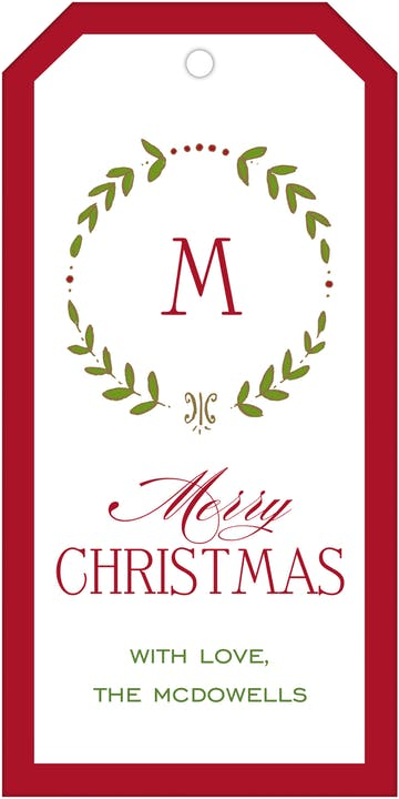Christmas Hanging Gift Tags-Gift Tags-The Write Choice