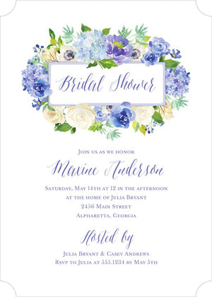 Bridal Shower Invitations-Invitations-The Write Choice