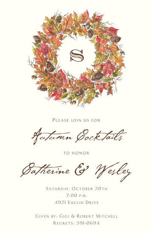 Engagement Party Invitations-Invitations-The Write Choice