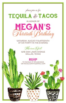 All Occasion Invitations-Invitations-The Write Choice