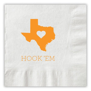 Graduation State Gifts-Napkins-The Write Choice