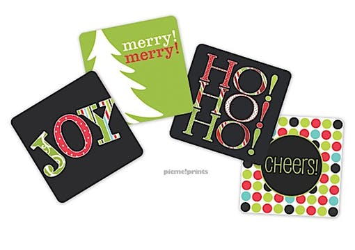 Holiday Party Coasters-Coaster-The Write Choice