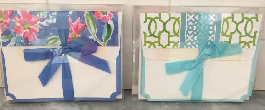 Cheerful Die-Cut Notes-Stationery-The Write Choice