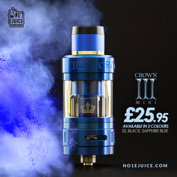One hit Wonder back in stock | New Dinner Lady | Element | Far | Anarchist | 25% off GB Vape off | DPRO RDA Unboxing